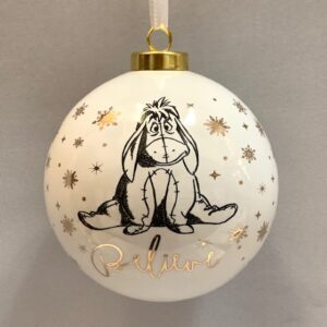 Disney Ceramic Bauble – Eeyore